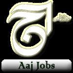 aaj button logo