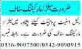 Sales / Marketing Latest Jobs 2021 in Peshawar