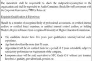 National Fertilizer Corporation NFC Jobs 2021