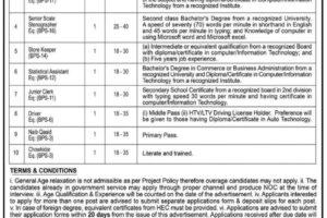 Directorate General Population Welfare New 10 Jobs