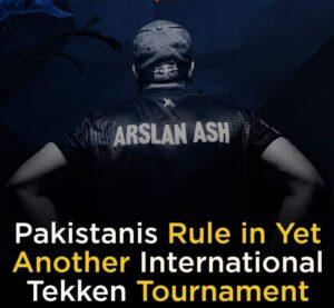Arslan Ash Rule In Yet Another International Tekken Tournament 2021